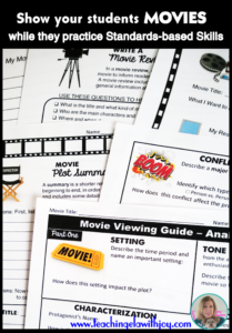 Read about ways to enhance students learning using movies in your classroom.